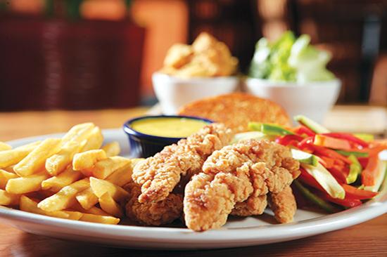 Chicken-Tender-Platter