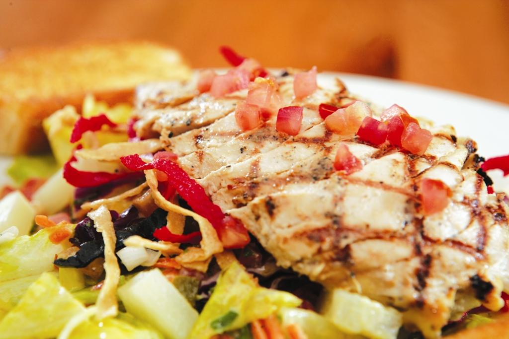 Caribbean Chicken Salad2