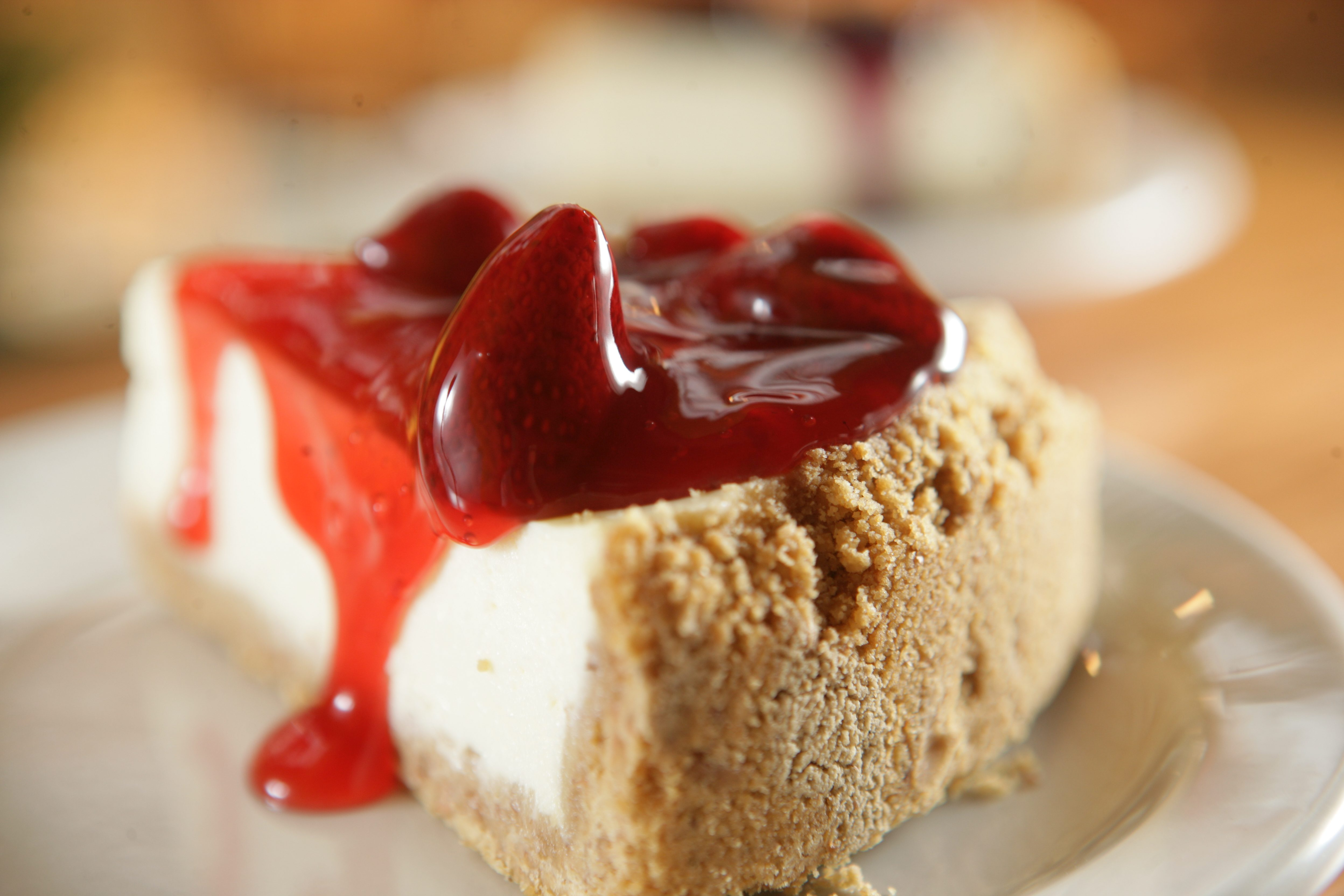 strawbery cheesecake